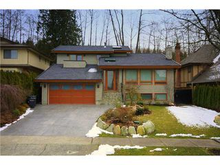 Main Photo: 2096 MEADOWOOD Park in Burnaby: Forest Hills BN House for sale (Burnaby North)  : MLS®# V870711