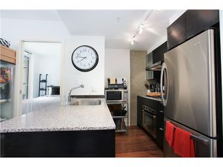 "Photo 17: 301 988 RICHARDS Street in Vancouver: Yaletown Condo for sale in ""TRIBECA LOFTS"" (Vancouver West)  : MLS®# V1009541"