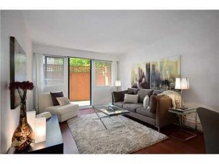 Photo 3: 113 2190 7TH Ave W in Vancouver West: Kitsilano Home for sale ()  : MLS®# V1003084