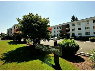 "Photo 1: # 209 33490 COTTAGE LN in Abbotsford: Central Abbotsford Condo for sale in ""Cottage Lane"""