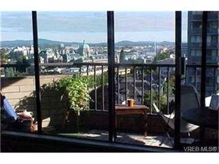Photo 1:  in VICTORIA: Vi James Bay Condo Apartment for sale (Victoria)  : MLS®# 371788