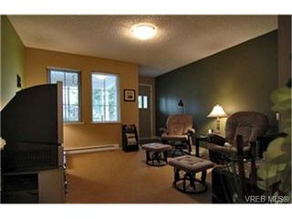 Photo 5:  in VICTORIA: La Langford Proper Row/Townhouse for sale (Langford)  : MLS®# 425893