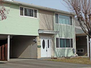 Photo 1: 85 800 Vahlalla Drive in Kamloops: Brock Townhouse for sale : MLS®# 127048