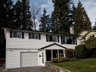 Photo 1: 4551 Hoskins Rd in North Vancouver: Lynn Valley House for sale : MLS®# V1102784