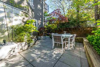 Photo 5: 110 555 W 14TH AVENUE in Vancouver: Fairview VW Condo for sale (Vancouver West)  : MLS®# R2059901