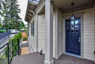 Photo 1: 103 658 HARRISON Avenue in Coquitlam: Coquitlam West Townhouse for sale : MLS®# R2418867