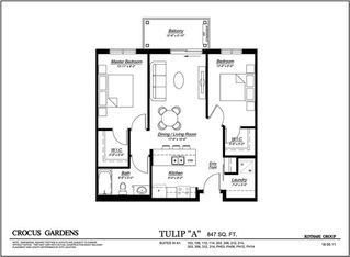 Photo 3: 106 50 Philip Lee Drive in Winnipeg: Crocus Meadows Condominium for sale (3K)  : MLS®# 202001367