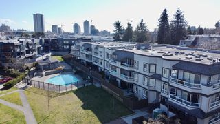 "Photo 22: 312 1840 E SOUTHMERE Crescent in Surrey: Sunnyside Park Surrey Condo for sale in ""SOUTHMERE MEWS WEST"" (South Surrey White Rock)  : MLS®# R2443327"