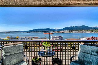 "Photo 1: 418 2366 WALL Street in Vancouver: Hastings Condo for sale in ""LANDMARK MARINER"" (Vancouver East)  : MLS®# R2455130"