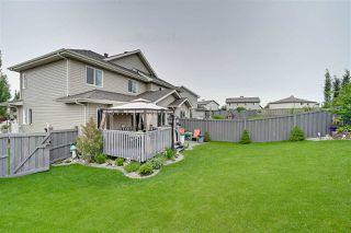 Photo 37: 4926 214 Street in Edmonton: Zone 58 House Half Duplex for sale : MLS®# E4203697
