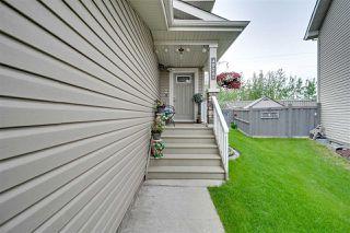 Photo 36: 4926 214 Street in Edmonton: Zone 58 House Half Duplex for sale : MLS®# E4203697