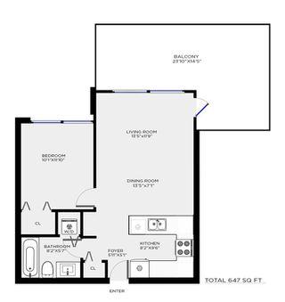 Photo 16: 221 2525 CLARKE Street in Port Moody: Port Moody Centre Condo for sale : MLS®# R2470238