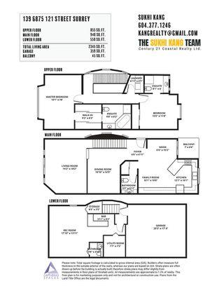 "Photo 22: 139 6875 121 Street in Surrey: West Newton Townhouse for sale in ""GLENWOOD VILLAGE HEIGHTS"" : MLS®# R2480183"