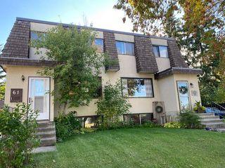 Photo 1: 61 GLENHAVEN Crescent: St. Albert House Half Duplex for sale : MLS®# E4214285