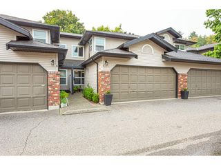 """Photo 1: 7 36060 OLD YALE Road in Abbotsford: Abbotsford East Townhouse for sale in """"Mountain view village"""" : MLS®# R2497723"""