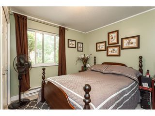 """Photo 24: 7 36060 OLD YALE Road in Abbotsford: Abbotsford East Townhouse for sale in """"Mountain view village"""" : MLS®# R2497723"""