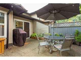"""Photo 34: 7 36060 OLD YALE Road in Abbotsford: Abbotsford East Townhouse for sale in """"Mountain view village"""" : MLS®# R2497723"""