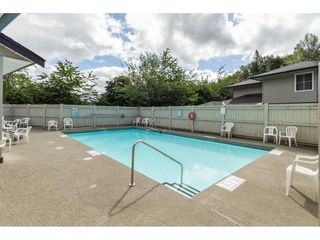 """Photo 39: 7 36060 OLD YALE Road in Abbotsford: Abbotsford East Townhouse for sale in """"Mountain view village"""" : MLS®# R2497723"""