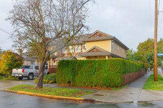 Photo 2: 156 Linden Ave in : Vi Fairfield West Half Duplex for sale (Victoria)  : MLS®# 858071