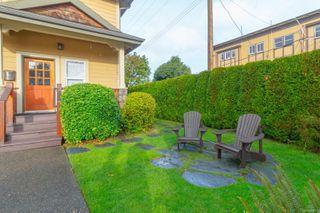 Photo 3: 156 Linden Ave in : Vi Fairfield West Half Duplex for sale (Victoria)  : MLS®# 858071