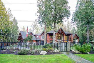 """Photo 1: 3550 142A Street in Surrey: Elgin Chantrell House for sale in """"ELGIN PARK ESTATE"""" (South Surrey White Rock)  : MLS®# R2518532"""