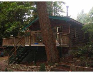 "Photo 2: 1210 MILLER RD: Bowen Island House for sale in ""MILLERS LANDING"" : MLS®# V558847"