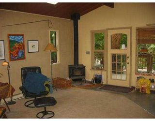 "Photo 3: 1210 MILLER RD: Bowen Island House for sale in ""MILLERS LANDING"" : MLS®# V558847"