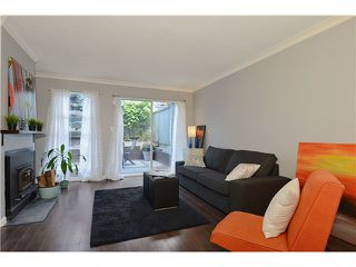 "Photo 8: 43 900 W 17TH Street in North Vancouver: Hamilton Townhouse for sale in ""FOXWOOD HILLS"" : MLS®# V971777"