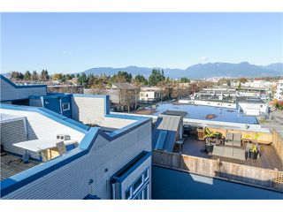 "Photo 2: 205 3736 COMMERCIAL Street in Vancouver: Victoria VE Townhouse for sale in ""Elements"" (Vancouver East)  : MLS®# V977814"