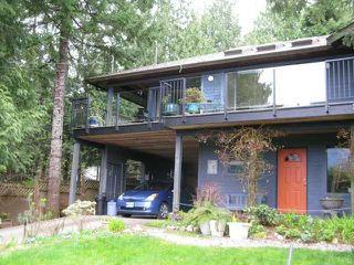 """Photo 2: 6912 MT RICHARDSON Road in Sechelt: Sechelt District House for sale in """"Sandy Hook"""" (Sunshine Coast)  : MLS®# V978452"""