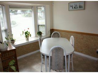 "Photo 3: 26 3115 TRAFALGAR Street in Abbotsford: Central Abbotsford Townhouse for sale in ""Cedarbrook Village"" : MLS®# F1304653"