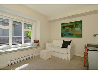 """Photo 8: 692 W 13TH Avenue in Vancouver: Fairview VW Townhouse for sale in """"FAIRVIEW"""" (Vancouver West)  : MLS®# V1005394"""