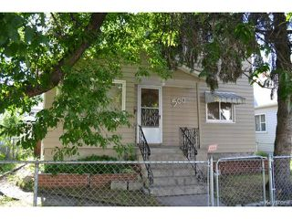 Photo 17: 500 Young Street in WINNIPEG: West End / Wolseley Residential for sale (West Winnipeg)  : MLS®# 1316761