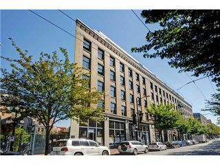 "Main Photo: 45 E CORDOVA Street in Vancouver: Downtown VE Condo for sale in ""THE KORET"" (Vancouver East)  : MLS®# V1021456"