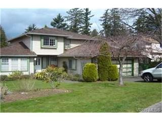 Photo 1: 4937 Haliburton Place in VICTORIA: SE Cordova Bay Single Family Detached for sale (Saanich East)  : MLS®# 244033