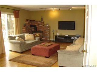 Photo 5: 4937 Haliburton Place in VICTORIA: SE Cordova Bay Single Family Detached for sale (Saanich East)  : MLS®# 244033
