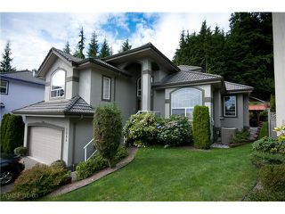Main Photo: 1598 BRAMBLE Lane in Coquitlam: Westwood Plateau House for sale : MLS®# V1024226