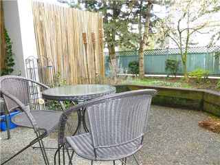 Photo 15: # 107 855 W 16TH ST in North Vancouver: Hamilton Condo for sale : MLS®# V1077278