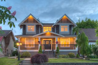 Main Photo: 824 5th Street in New Westminster: GlenBrooke North House for sale