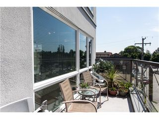 Photo 9: # 308 2335 WHYTE AV in Port Coquitlam: Central Pt Coquitlam Condo for sale : MLS®# V1125809