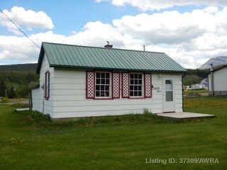 Main Photo: 5039  50 Street in Cadomin: HR Cadomin Recreational for sale (Hinton Rural)  : MLS®# 41949