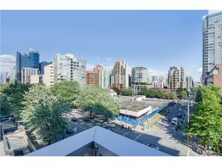 Photo 10: # 805 1009 HARWOOD ST in Vancouver: West End VW Condo for sale (Vancouver West)  : MLS®# V1130841