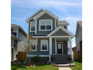 Photo 1: 13 RIVER HEIGHTS GR: Cochrane House for sale : MLS®# C4031503