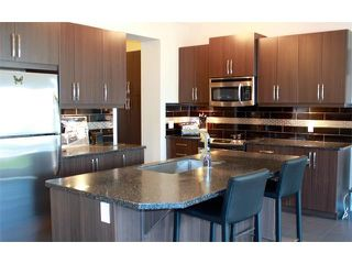 Photo 7: 13 RIVER HEIGHTS GR: Cochrane House for sale : MLS®# C4031503