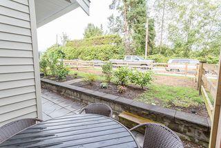 Photo 17: 4-12161 237 Street in Maple Ridge: Townhouse for sale : MLS®# R2097665