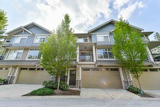 "Photo 1: 16 22225 50 Avenue in Langley: Murrayville Townhouse for sale in ""MURRAY'S LANDING"" : MLS®# R2263870"