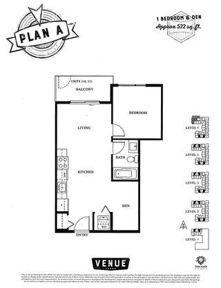 Photo 1: 320 13768 108 AVENUE in Surrey: Whalley Condo for sale (North Surrey)  : MLS®# R2234653