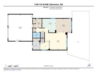 Photo 29: 1144 116 Street in Edmonton: Zone 16 House for sale : MLS®# E4172451