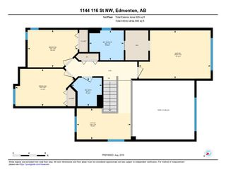 Photo 30: 1144 116 Street in Edmonton: Zone 16 House for sale : MLS®# E4172451