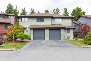 "Photo 1: 8 21550 CHERRINGTON Avenue in Maple Ridge: West Central Townhouse for sale in ""Maple Ridge Estates"" : MLS®# R2405677"